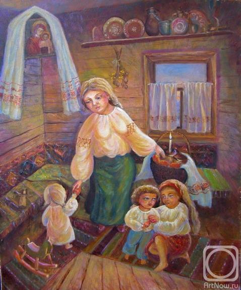 2009 Филь Таня  Светлый праздник Воскресения. .jpg