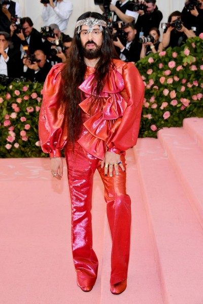 Alessandro Michele As the chief architect of Gucci's cherubic, disco-tinged renaissance, creative director Alessandro Michele knows camp down to a ti…