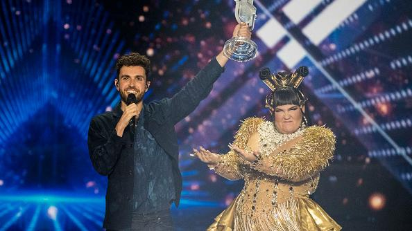6  Duncan Laurence wins the 64th annual Eurovision Song Contest held at Tel Aviv Fairgrounds on May 17, 2019 Photo Getty Images.jpg