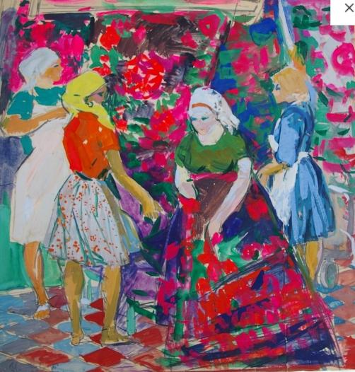38  1970-е Художник Усикова Е.Г. 1913 Ткачихи  1.PNG