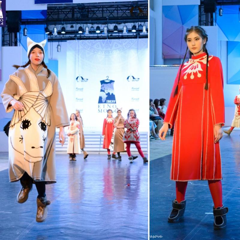 коллекция Дзявоя детской народной студии дизайна одежды Свой стиль Минск БеларуссияwU.jpg