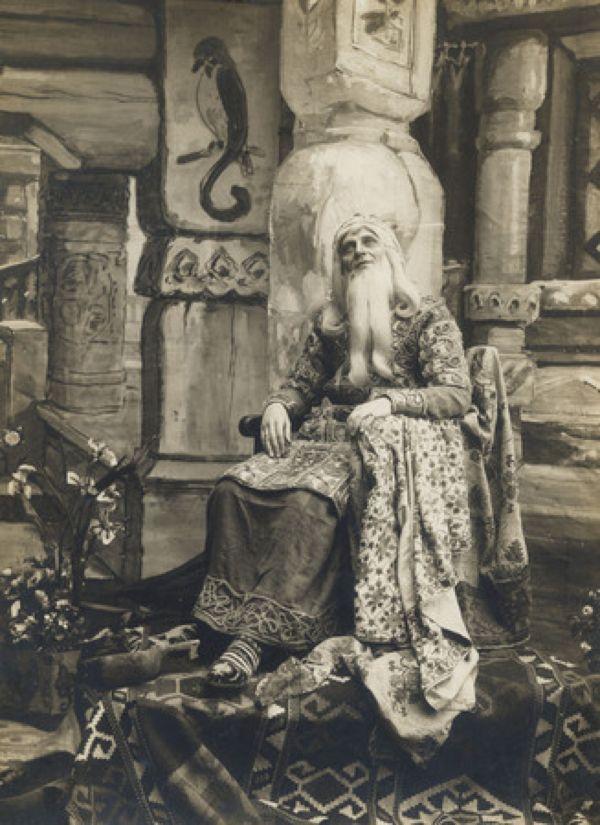 1900 В.И. Качалов Берендей Снегурочка А. Н. Островского МХАТ -.jpg