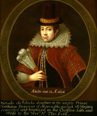 2  Pocahontas_by_Unknown,_after_the_1616_engraving_by_Simon_van_de_Passe.jpg