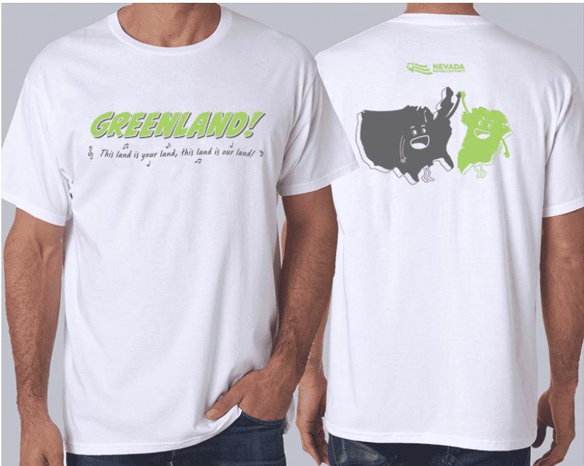 1 Это твоя земля! Это наша земля! Покупайте футболки из нашей лимитированной коллекции с Гренландией, пока ещё не поздно..png