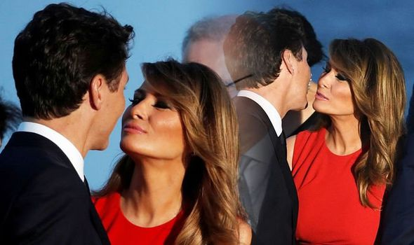 19 Melania-Trump-and-Justin-Trudeau-kissing-1170184 (1).jpg