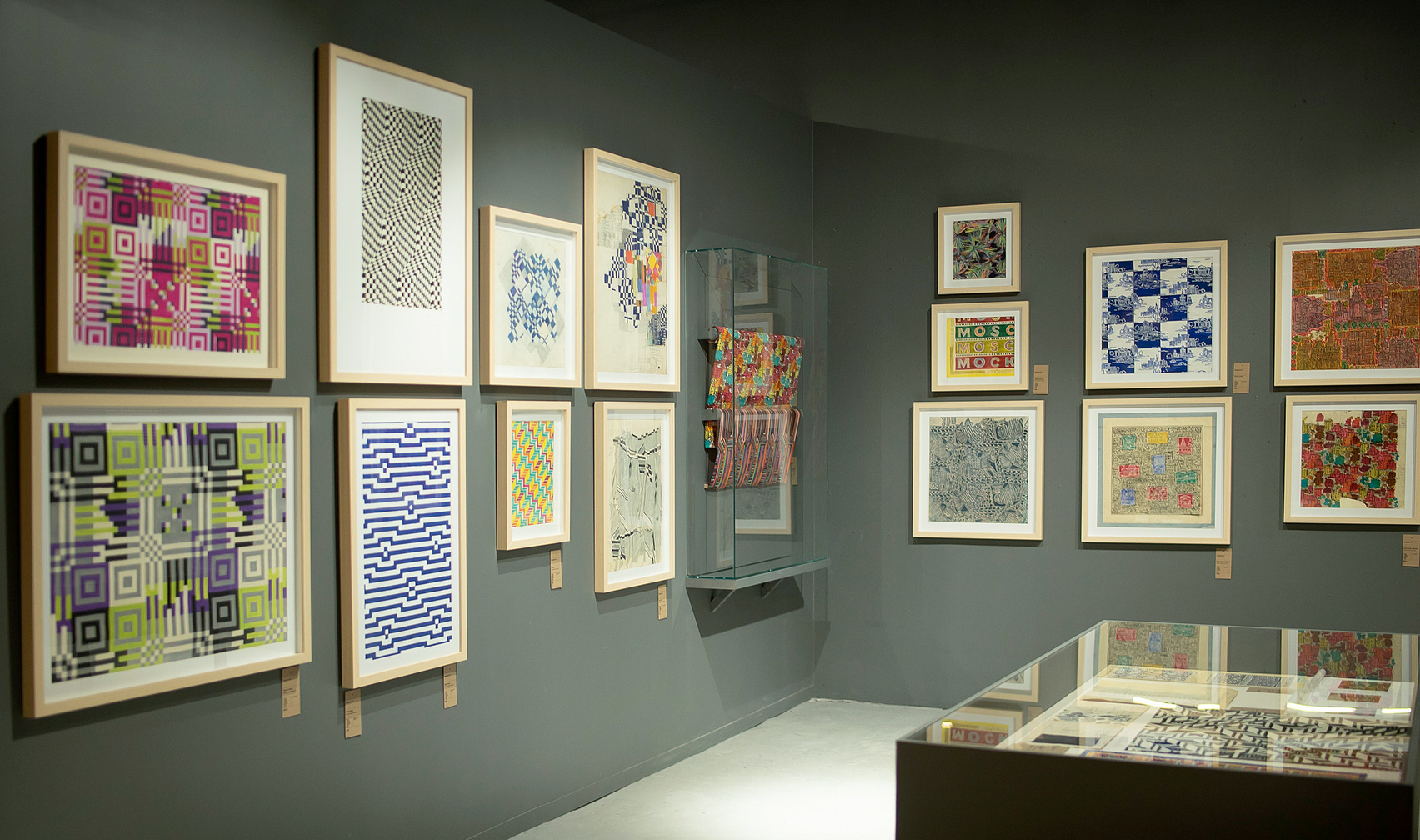 View of the exhibition Fabrics of Moscow. Courtesy Museum of Moscow.jpg