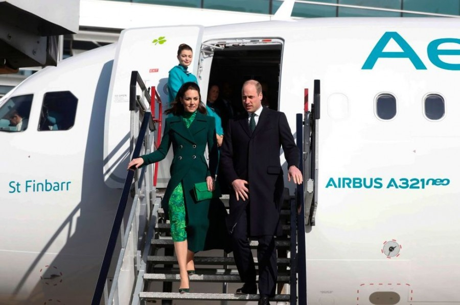 1 3 March 2020 - Kate Middleton and Prince William arrive in Dublin1.jpg