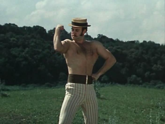 Шляпа канотье в советском кинематографе 1979 three in the boat 755382.jpg