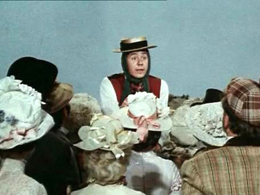 Шляпа канотье в советском кинематографе 1979 three in the boat 755403.jpg