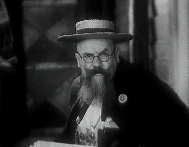 Шляпа канотье в советском кинематографе