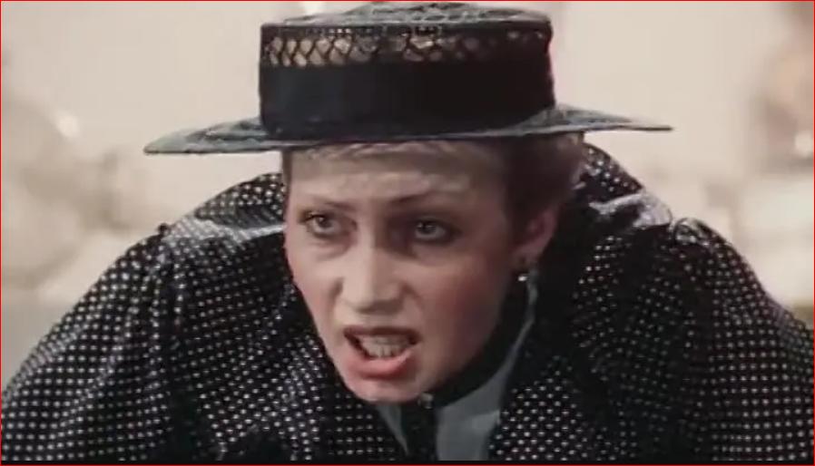 1984 Пеппи Длинный чулок Татьяна Васильева — фрёкен Розенблюм.PNG