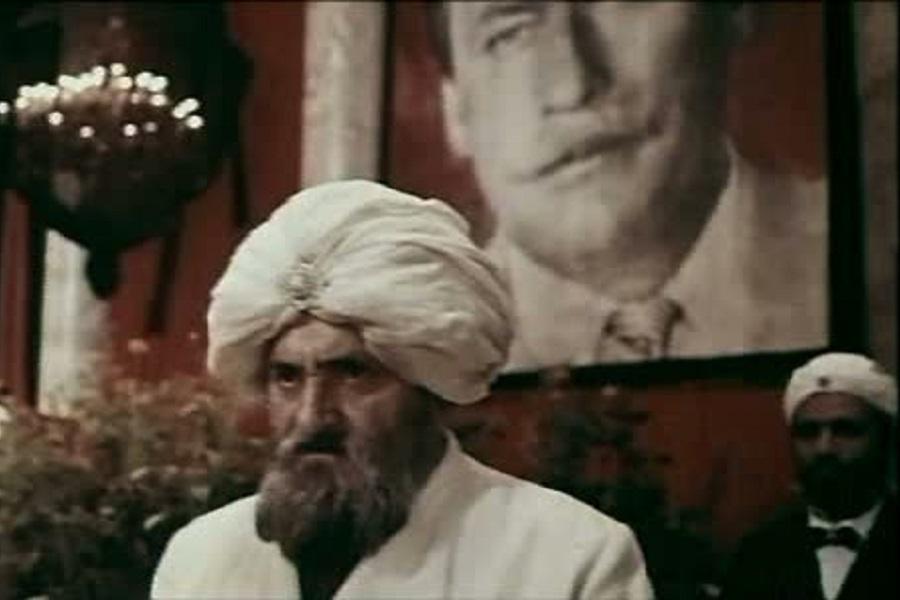 Фильм Звёзды не гаснут 1971 г, роль -  представитель Афганистана 5.jpg