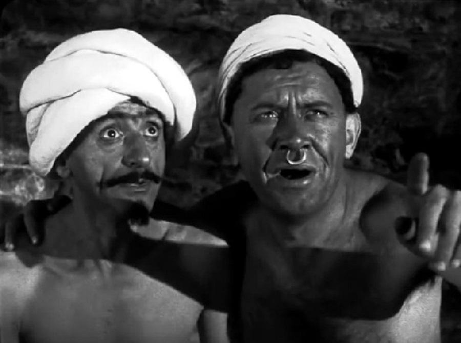 Фильм Кащей Бессмертный 1944 г., роль - стражник.jpg