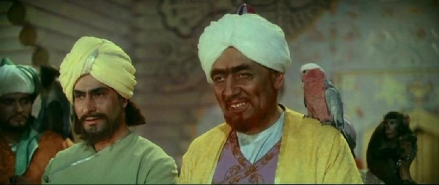 Фильм Сказка о царе Салтане 1966 г, роль -  корабельщик.jpg