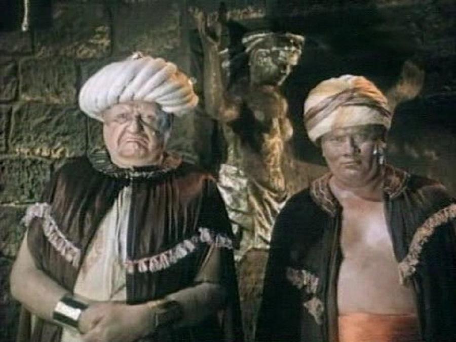 Фильм Белые ночи 1959, роль - стражник.jpg