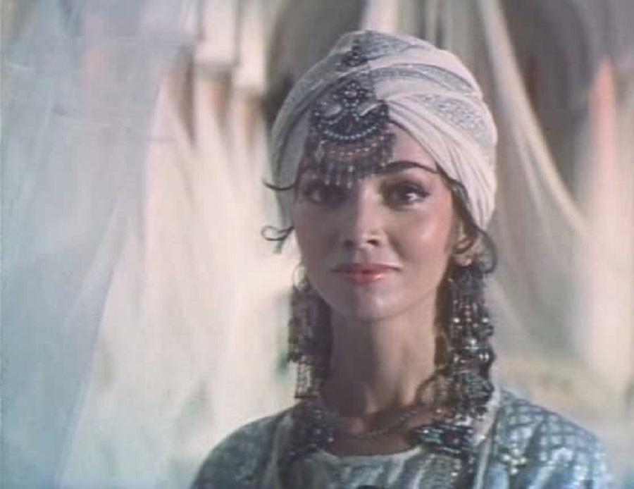 Тамара Яндиева  Последняя ночь Шахерезады 1987 Тамара Яндиева принцесса Эсмигюль 2.jpg