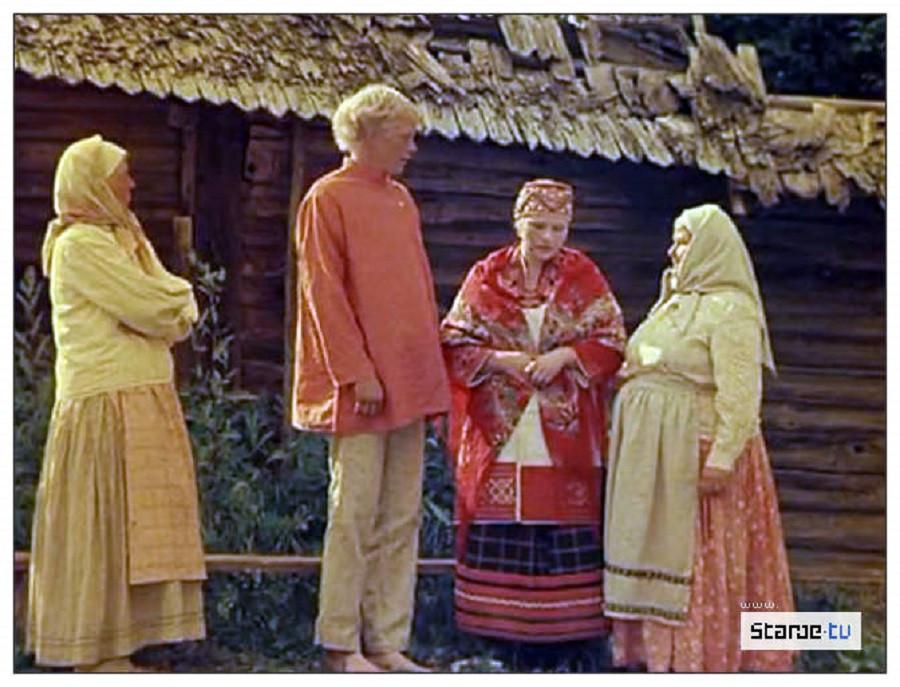 Небывальщина Нина Усатова в одном из первых своих фильмов. Небывальщина.jpg