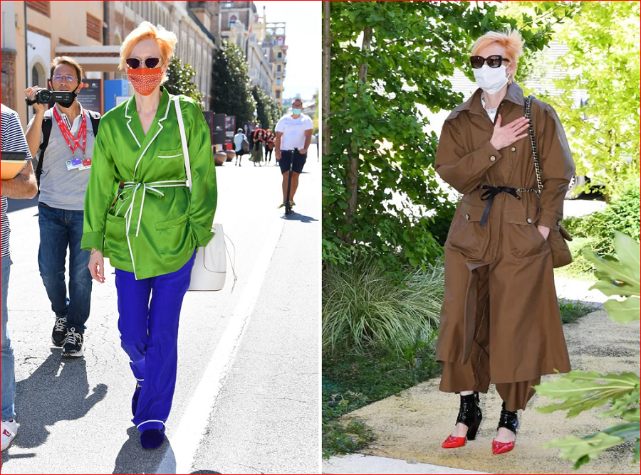 7 Tilda Swinton in Haider Ackermann left Tilda Swinton in Chanel right.PNG