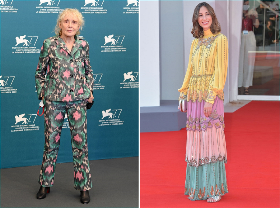 11 Claire Denis left Gia Coppola in Gucci right.PNG