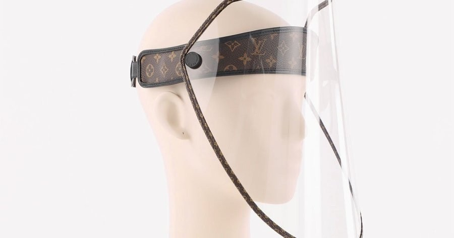 5  1  Louis Vuitton's take on fashion facemasks, reportedly part of its 2021 Cruise Collection..jpg