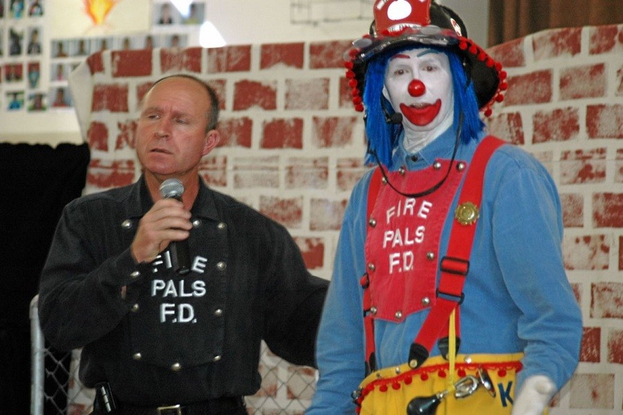 2015  North Valley fire group takes safety message to Butte County schools.jpg