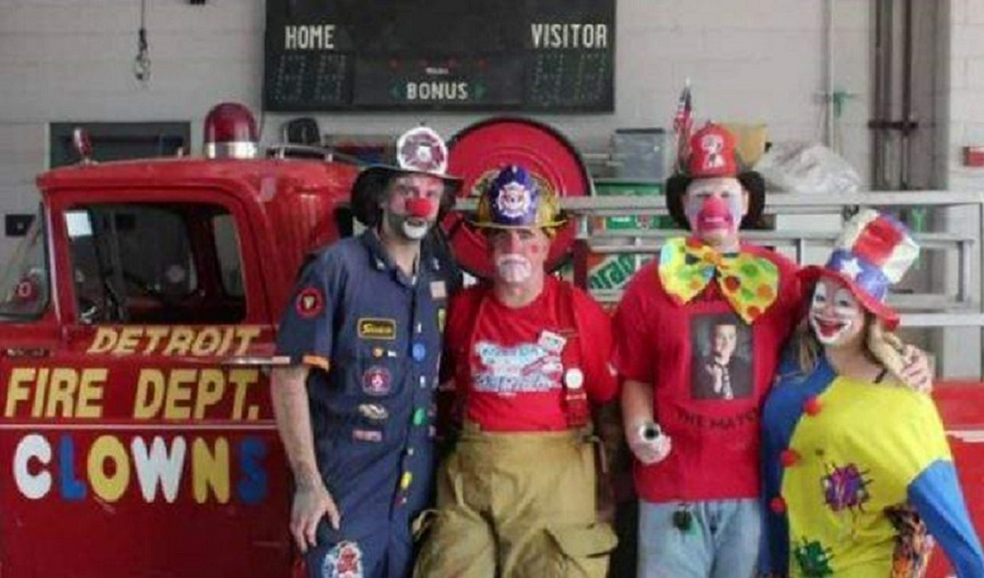 The Detroit Fire Department and its many supporters are rallying on Oct. 7, 2019 around an injured firefighter.jpg