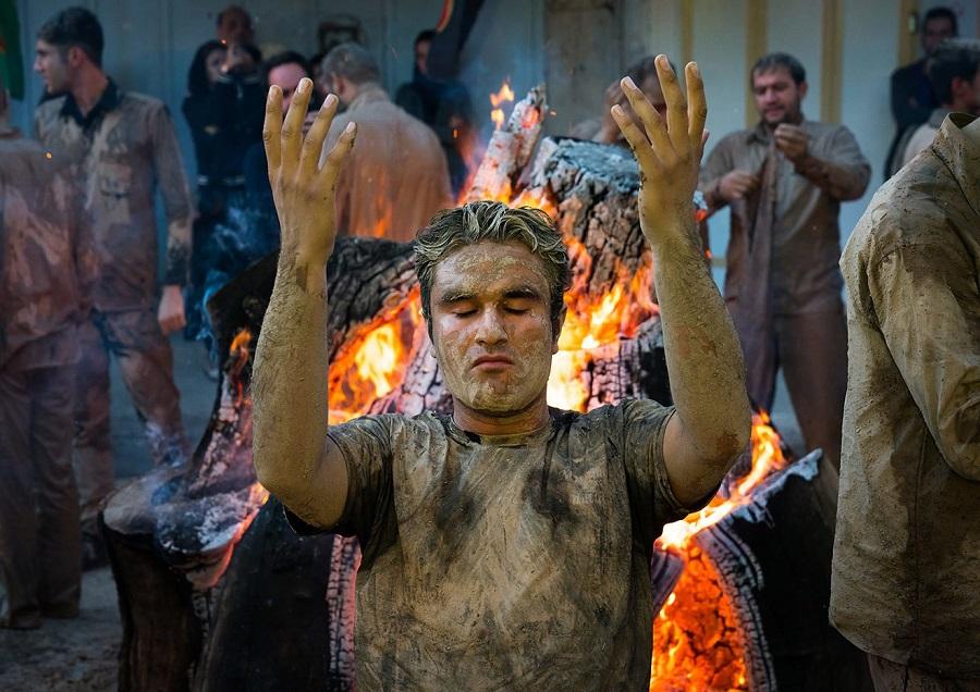 7 Траурный обряд иранских шиитов. 2016 год.jpg
