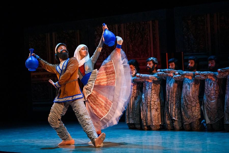 8 Сцена и з балета  «Шахерезада».jpg