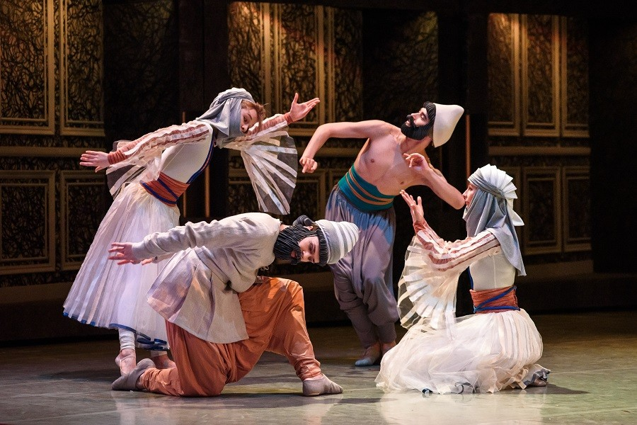 8 Сцена из   балета «Шахерезада».jpg