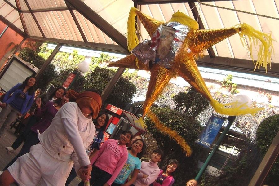 Мексиканское Рождество. Лас Посадас