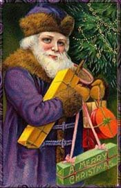 10  Victorian era purple Father Christmas..jpg