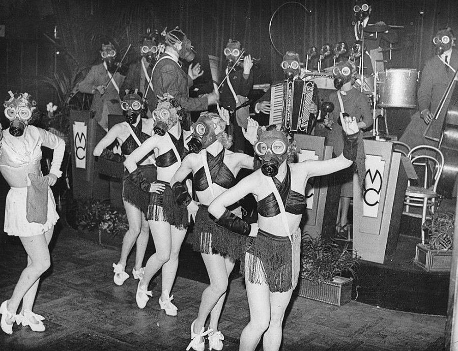 5  1930s Dance numbers were unaffected but the choir wasn't thrilled.jpg
