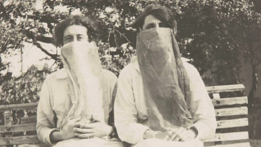 5  Face masks as both function and fashion are part of pandemic responses 100 years apart.jpg