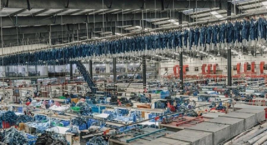 Как производство джинс из Вьетнама в Калифорнию переехало