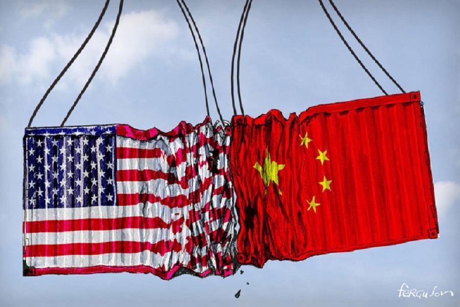 Кульбиты американо-китайской хлопковой войны
