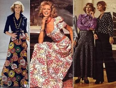 В середине-конце 1970-х длина макси стала достоянием возрастных женщин, тех, что 35+.jpg