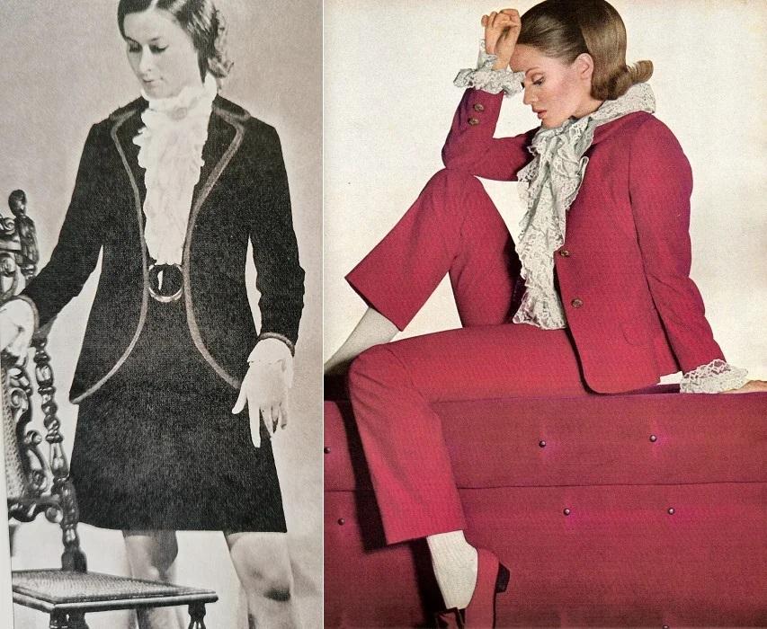 Затем Верочка-блондинка-73 вспоминает, что моде кружевные воротники и, кстати, кружевные жабо – тоже.jpg