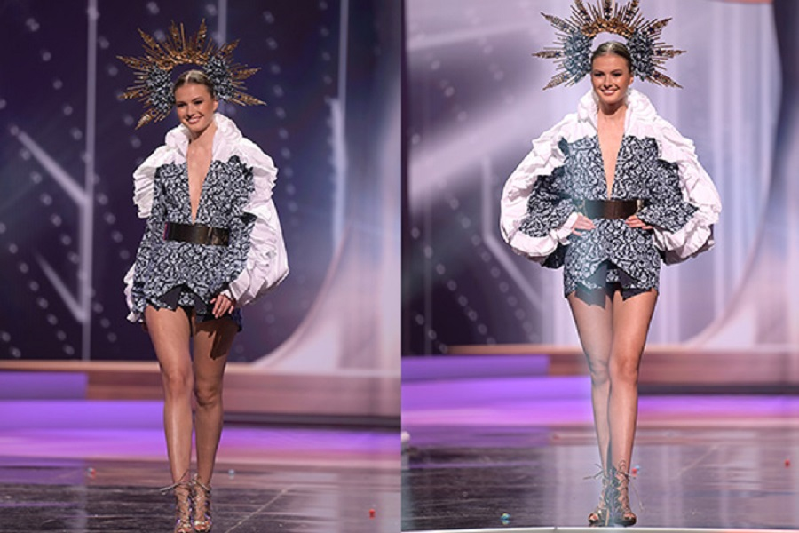 8 Czech Republic – Designed by a Hollywood designer, this costume is reminiscent of their local buffalo.jpg