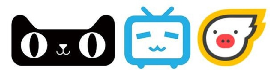 1  Logos of Tmall, Bilibili and Fliggy, all have meng.jpg