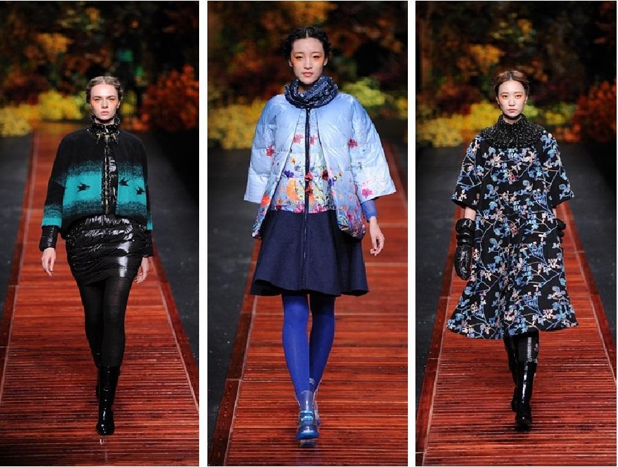 Bosideng down jackets during New York Fashion Week 2019.jpg