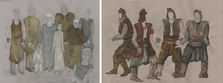 _ 1 Эскизы костюмов киевлян и костюмов булгар.PNG