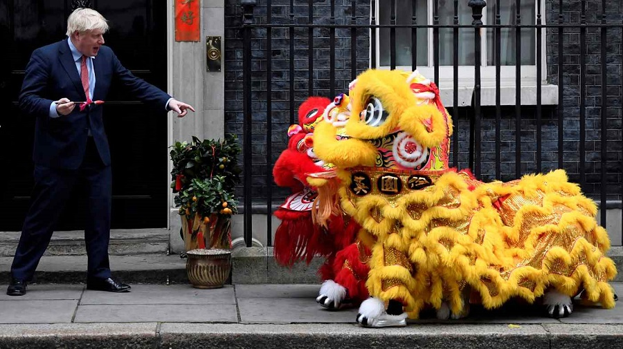 6  Prime Minister Boris Johnson has made clear, much to the frustration of Conservative critics, that he wants to expand trade ties with China and ma…