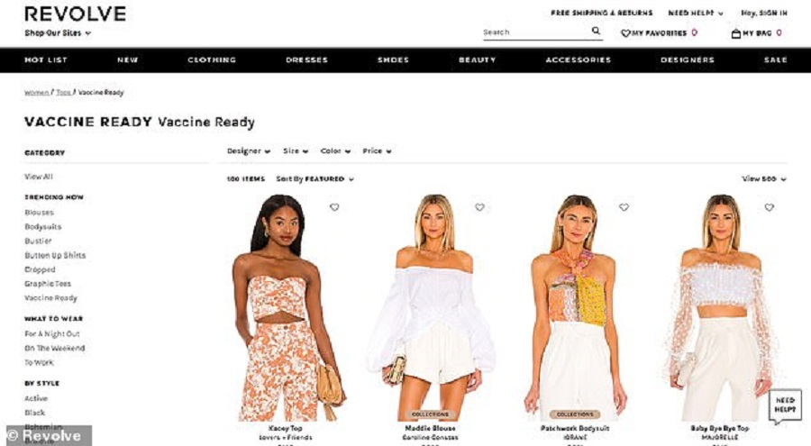 1 Online fashion boutique Revolve is helping shoppers find the perfect outfit to wear to their COVID-19 vaccination appointments.jpg