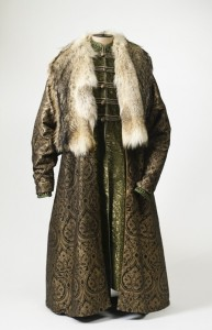 0309 Шуба боярская - XVI век - Россия.jpg
