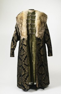 0310 Шуба боярская - XVI век - Россия.jpg
