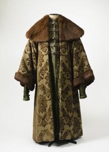 0313 Шуба боярская - XVI век - Россия.jpg