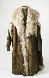 0315 Шуба боярская - XVI век - Россия.jpg
