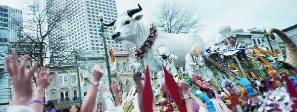 30  The Rex parade's Beouf Gras float is symbolic of the last meat eaten before the Lenten season.jpg