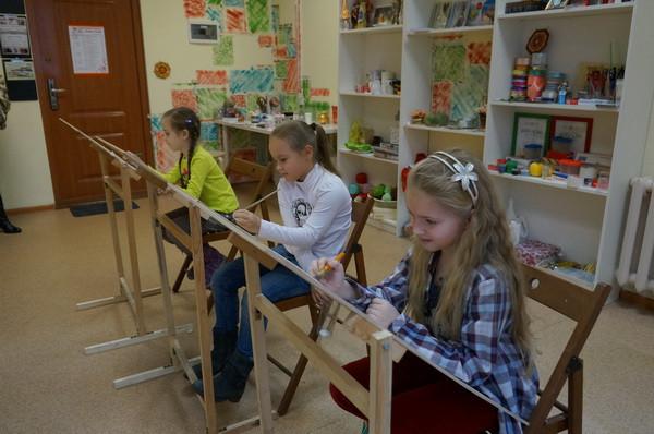 Дизайн для детей студия