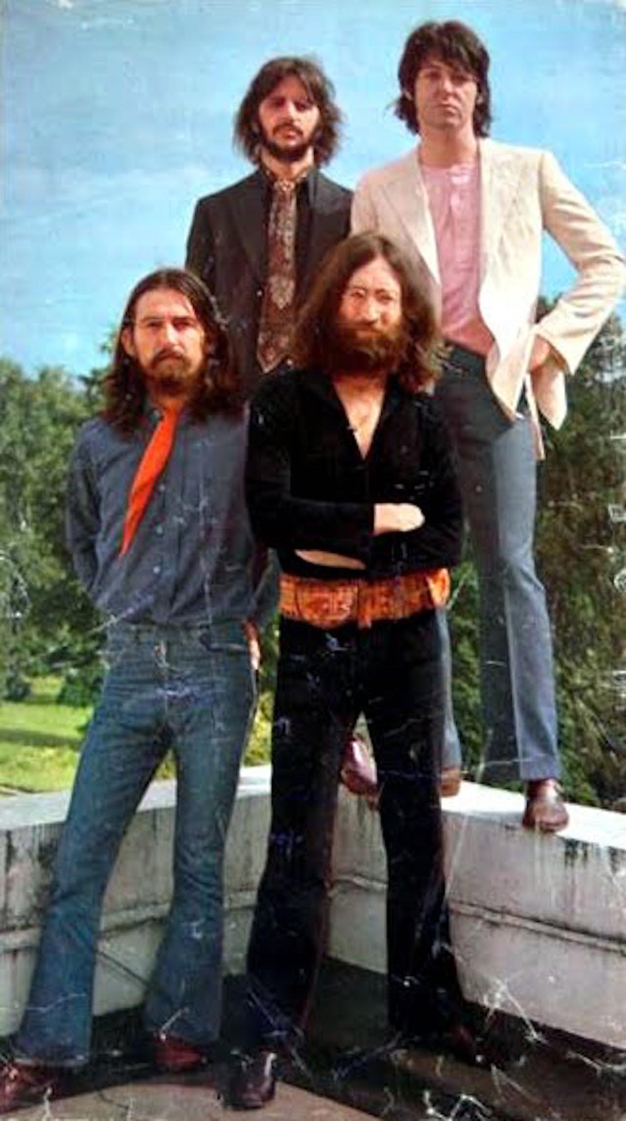 Первая и последние фотографии The Beatles - Иллюстрированный ...